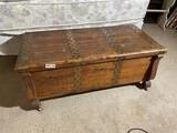 Vintage Larger Sized Cedar Chest or Trunk