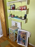 Group lot assorted decorative, mid century items and more