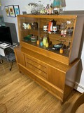 Nice Mid Century Modern Dining Hutch or Cabinet