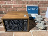 Made in Denmark butterfly lamp in box PLUS