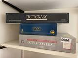 3 Vintage Games in boxes