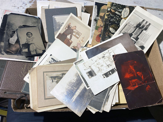 Fantastic lot of old photographs
