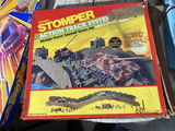 Stomper Action Track System Toy Complete in Box