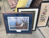 Signed Ducks Print by Maass PLUS