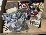 Lot of assorted Military, pins, patches and more