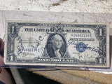 2 US $1 Bills - One Signed Roger Maris & others