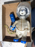 Vintage Toy - Space Dog Robot Astronaut