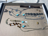 Group lot of assorted Vintage Jewelry - Sterling Silver