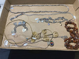Group Lot of Jewelry Including Sterling Silver