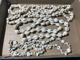 Group lot of beach shell jewelry