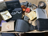 Group lot assorted costume jewelry, smalls etc