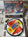 Vintage Stunt loop toy car set in box
