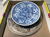 Group lot antique ceramic pieces