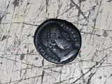 Early Roman Hammered Coin -  Constantine I the Great