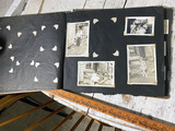 Nice Antique Snapshot photo album
