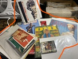 Group lot of assorted pinup, adult, erotic etc