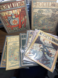 Group lot of 1930s Fortune magazines