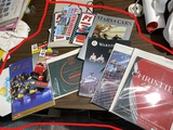 Group lot auto racing materials