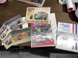 Group of Vintage Racing programs etc