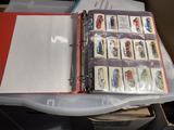 Large lot tobacco cards - automotive, planes, boats, celebs etc