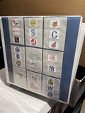 Binder lot of old baseball cards - Hall of Fame