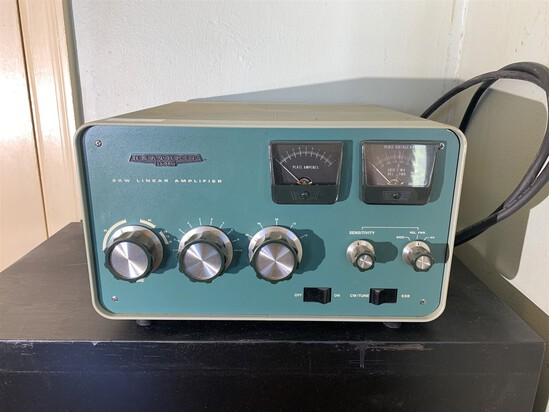 Heathkit Sb -220 2kw linear amplifier
