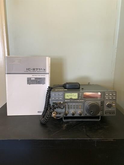 ICOM Transceiver IC-271A/E