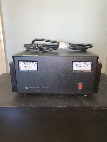 Astron RS-50M power Supply