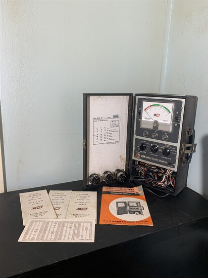 B&K Cathode Rejuvenator Tester