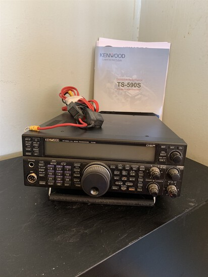 Kenwood TS-590S Transceiver