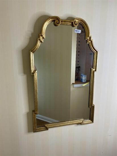 Vintage mid century mirror