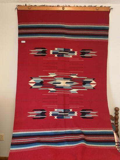 Navajo Design Style Tapestry