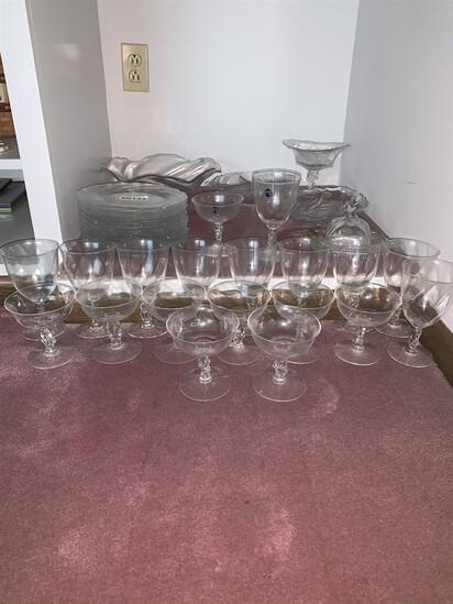 Heisey Glassware