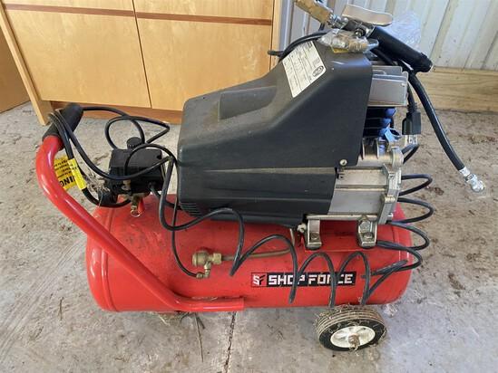 ShopForce 8 Gallon Air Compressor