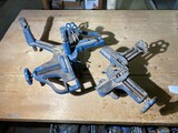 Pair of Stanley Miter Vice Clamps No. 400 & No. 100