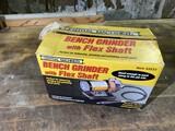 Bench Grinder with Flex Shaft New in Box