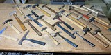 Group lot of assorted hammers