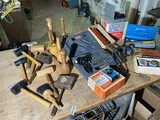 Large lot of misc tools - Mallets, Speed Control etc