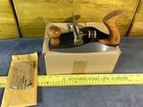 Vintage Lie-Nielsen Woodworking Block Plane No. 112