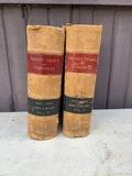 2 Twenty Years of Congress Books By. James G. Blaine. VOL. 1 & 2