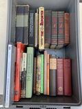 Group of Vintage Books including Civil War