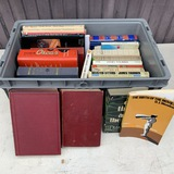 Group of Vintage Books including photography, Thurber