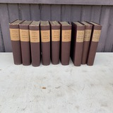 Book sets: Gibbon Roman Empire and Motley The Dutch Republic