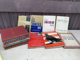 Group lot of US Camera Bound Magazine Books
