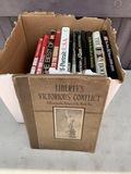 Group of Vintage Books including Cinema