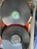 Large Group of Records