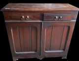 Antique Buffet Server furniture piece