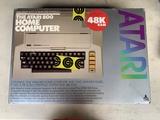 ATARI 800 Computer System in Original Packaging