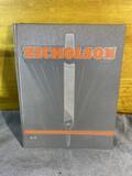 Vintage Nicholson Files Tool Catalog Hardcover