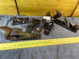 Group lot of assorted Vintage, Antique Planes including miniature